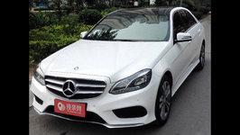 济宁奔驰E级婚车租赁