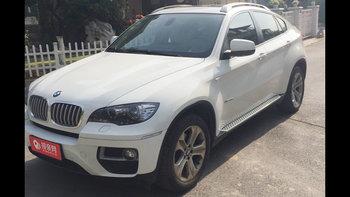 宝马X6婚车 (白色,可做头车)
