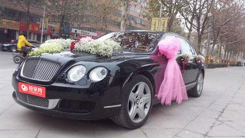 婚车套餐宾利飞驰+奔驰E级