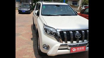 丰田普拉多婚车 (白色)