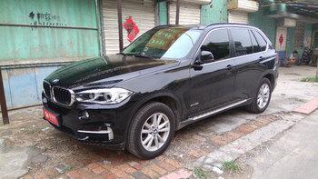 宝马X5婚车 (黑色,可做头车)