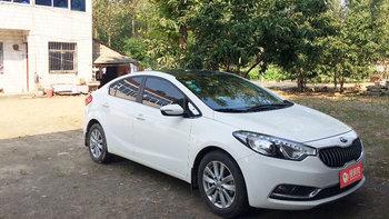 起亚K3婚车 (白色)