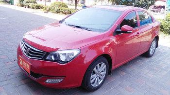 荣威350婚车 (红色)