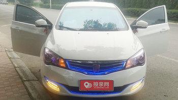 荣威350婚车 (白色)