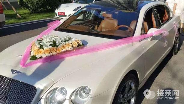 套餐宾利飞驰+30辆保时捷Boxster婚车