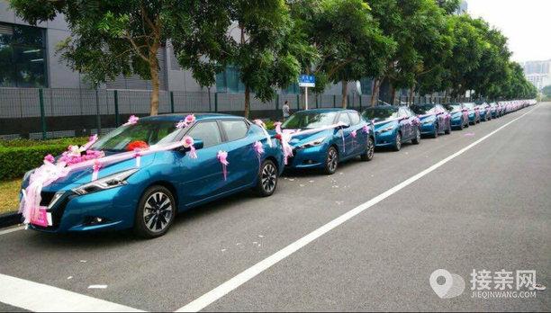 套餐日产蓝鸟+10辆日产蓝鸟婚车