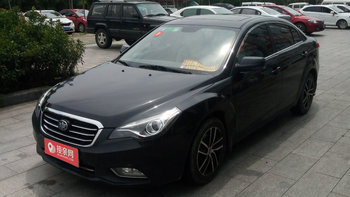 奔腾B50婚车 (黑色,可做头车)