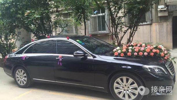 套餐奔驰S级+8辆大众帕萨特婚车
