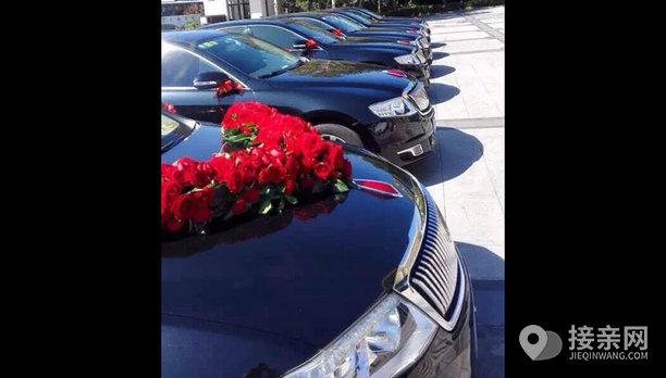 套餐红旗H7+7辆红旗H7婚车