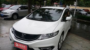 本田杰德婚车 (白色,可做头车)