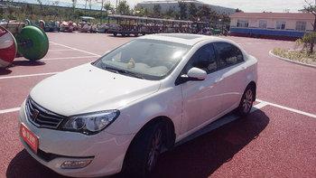 荣威350婚车 (白色,可做头车)