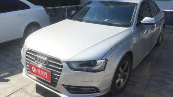 奥迪A4婚车 (银色,可做头车)