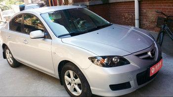 马自达3婚车 (银色,可做头车)