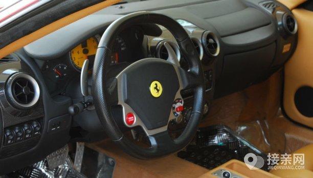 法拉利F430婚车