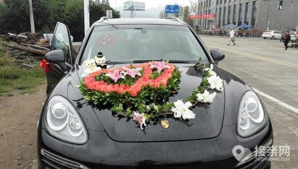 套餐保时捷卡宴+5辆奔驰S级婚车