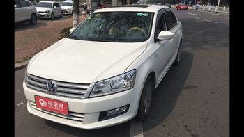 大众新桑塔纳婚车 (白色,可做头车)