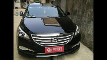 现代名图婚车 (黑色)