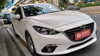 马自达昂克赛拉婚车 (白色,可做头车)
