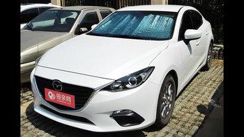 马自达昂克赛拉婚车 (白色)