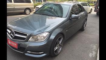 奔驰C级AMG婚车 (灰色)