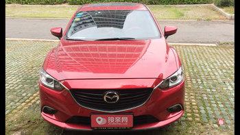 马自达阿特兹婚车 (红色,可做头车)
