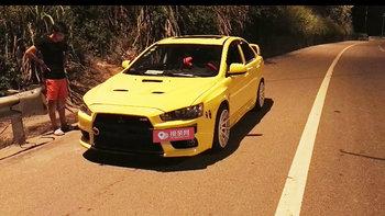 三菱翼神婚车 (黄色,可做头车)