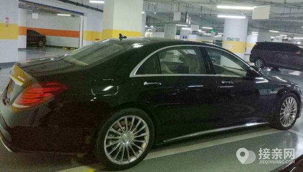 奔驰GL级AMG婚车