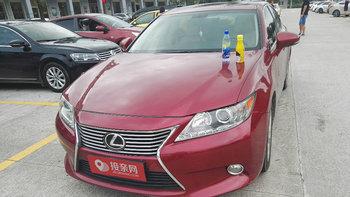 雷克萨斯ES婚车 (红色,可做头车)