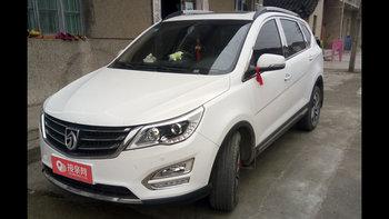 宝骏560婚车 (白色)