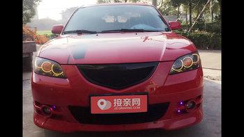马自达3婚车 (红色)