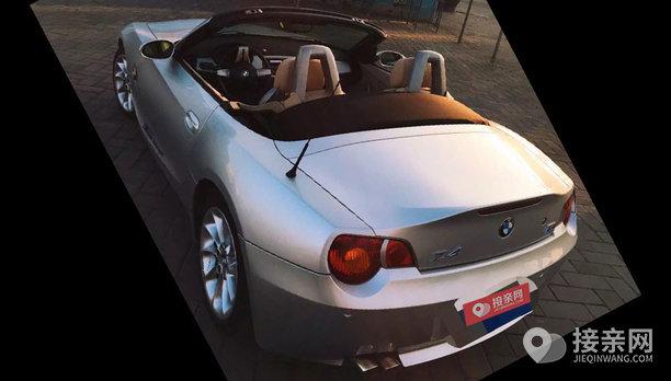 宝马Z4婚车