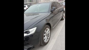 奥迪A6L婚车 (黑色,可做头车)
