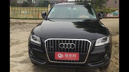 岳阳奥迪Q5婚车租赁
