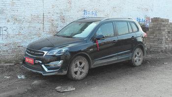 众泰大迈X5婚车 (黑色)