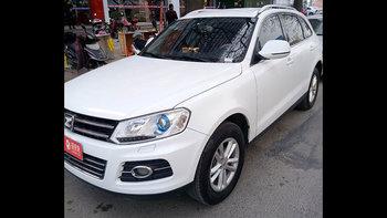 众泰T600婚车 (白色)