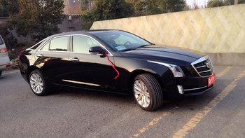 凯迪拉克ATS-L婚车 (黑色,可做头车)