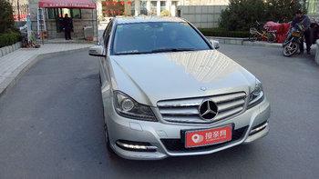 奔驰C级婚车 (银色)