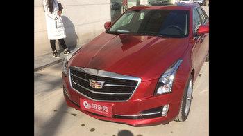 凯迪拉克ATS-L婚车 (红色,可做头车)