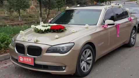 婚车套餐宝马7系+马自达昂克赛拉