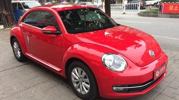 大众甲壳虫婚车 (红色,可做头车)