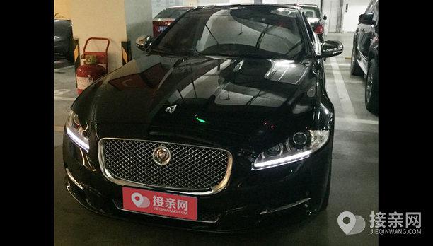 捷豹XJL婚车