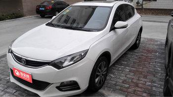 长安致尚XT婚车 (白色,可做头车)