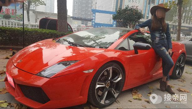 套餐兰博基尼Aventador+9辆宝马3系婚车