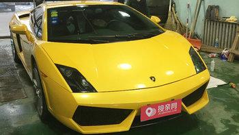 兰博基尼Gallardo婚车 (黄色)