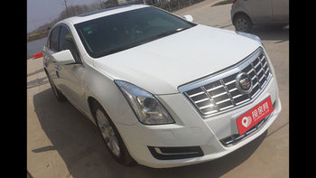 凯迪拉克XTS婚车 (白色,可做头车)