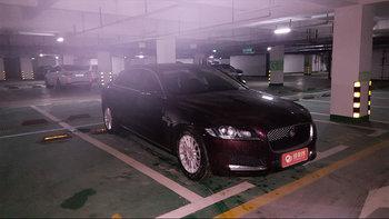 捷豹XJL婚车 (红色,可做头车)