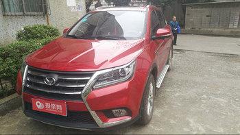 北京汽车银翔幻速婚车 (红色,可做头车)