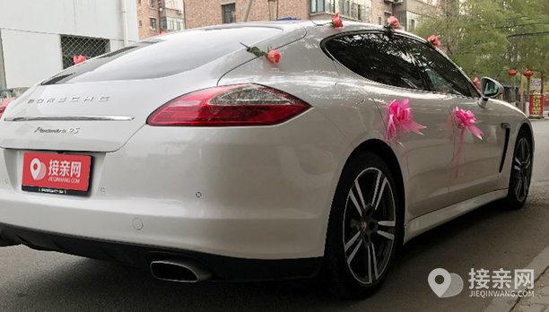 保时捷Panamera婚车