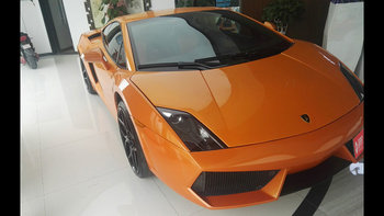 兰博基尼Gallardo婚车 (橙色,可做头车)