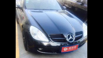 奔驰SLK级婚车 (黑色,可做头车)